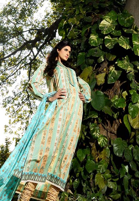 Khaadi Lawn Chintz Collection 2013 (12)