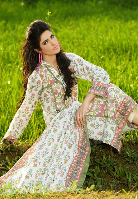 Khaadi Lawn Chintz Collection 2013 (13)
