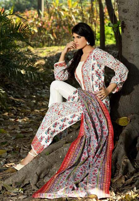 Khaadi Lawn Chintz Collection 2013 (17)