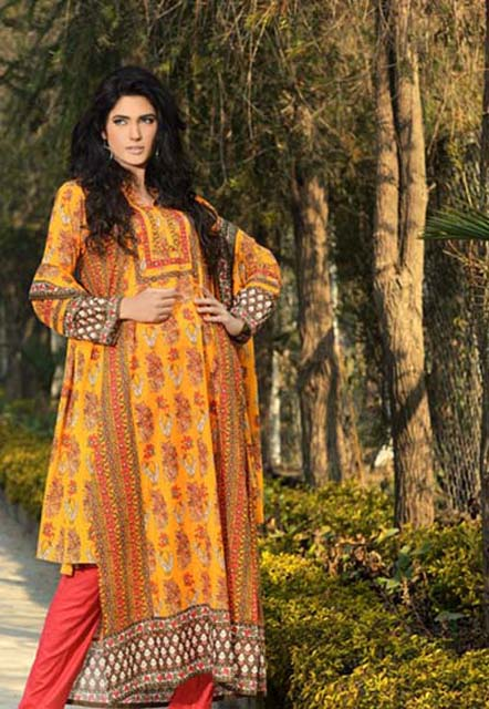 Khaadi Lawn Chintz Collection 2013 (19)