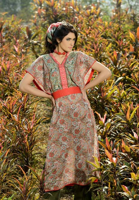 Khaadi Lawn Chintz Collection 2013 (3)