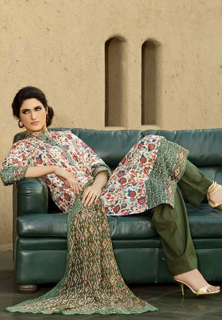 Khaadi Lawn Chintz Collection 2013 (6)