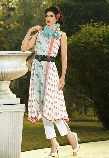 Khaadi Lawn Chintz Collection 2013 (7)