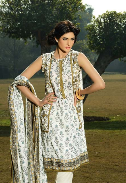 Khaadi Lawn Chintz Collection 2013 (8)