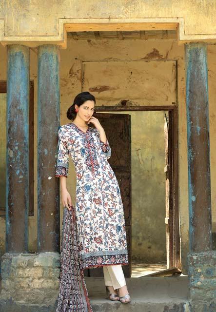 Khaadi Lawn Eid Collection Volume 2 (3)