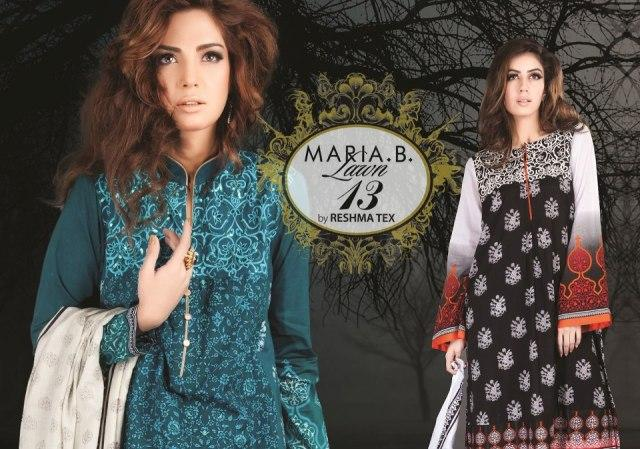 Maria B Lawn Collection 2013 (4)