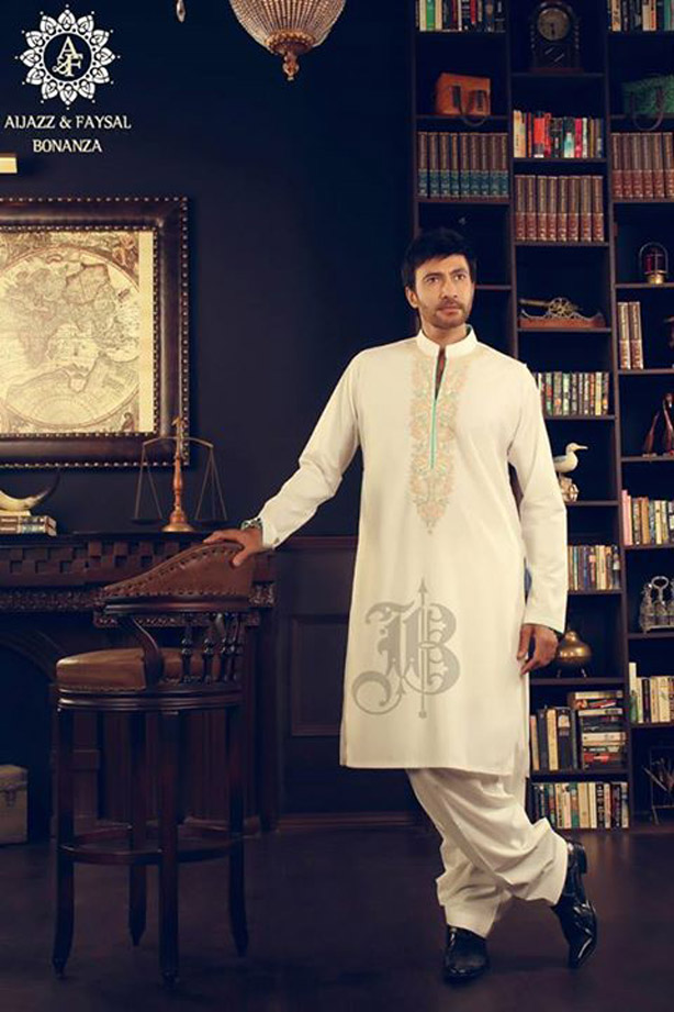 Men's Kurta Shalwar By Bonanza2