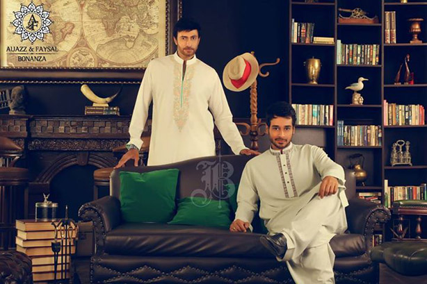 Men's Kurta Shalwar By Bonanza4