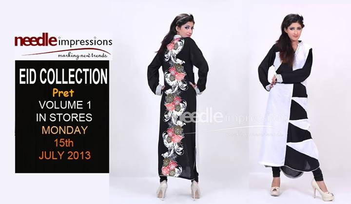 Needle Impressions Pret Collection 2013 For Eid 3