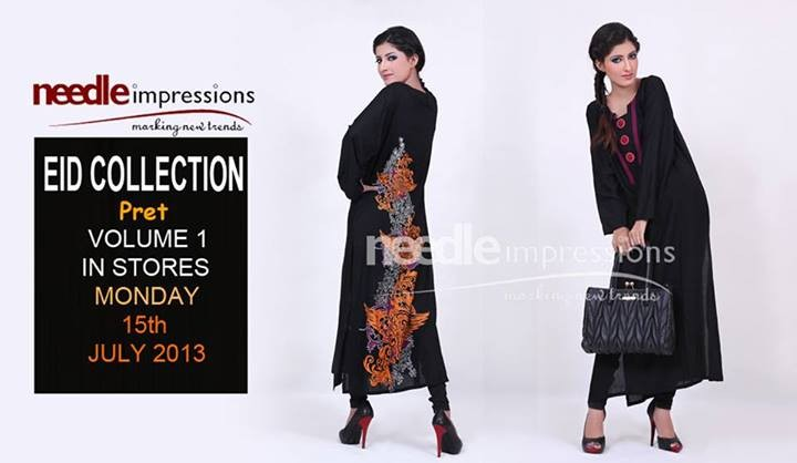Needle Impressions Pret Collection 2013 For Eid 5