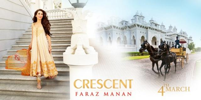 New Crescent Lawn By Faraz Manan 2013 Launching Soon