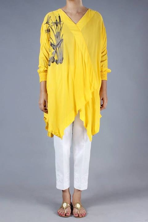 Nida Azwer Eid Collection 4