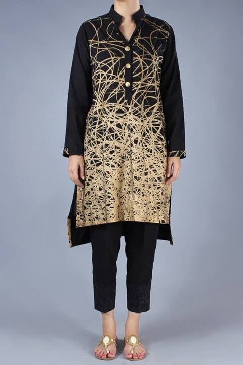 Nida Azwer Eid Collection 6