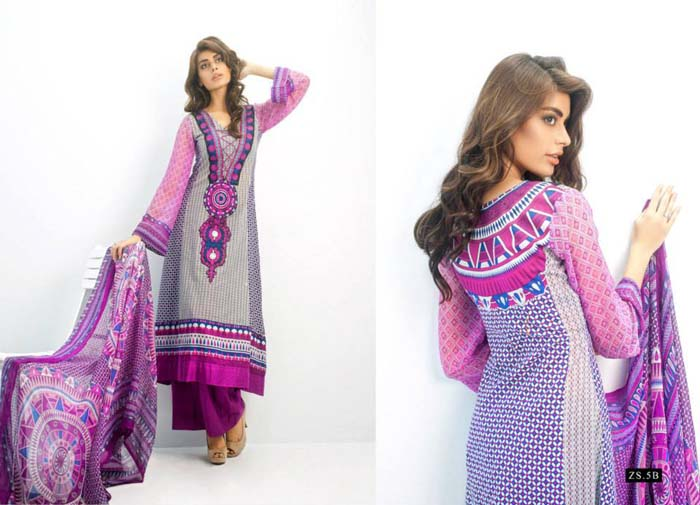 Nivali Eid Collection By ZS Textiles 3
