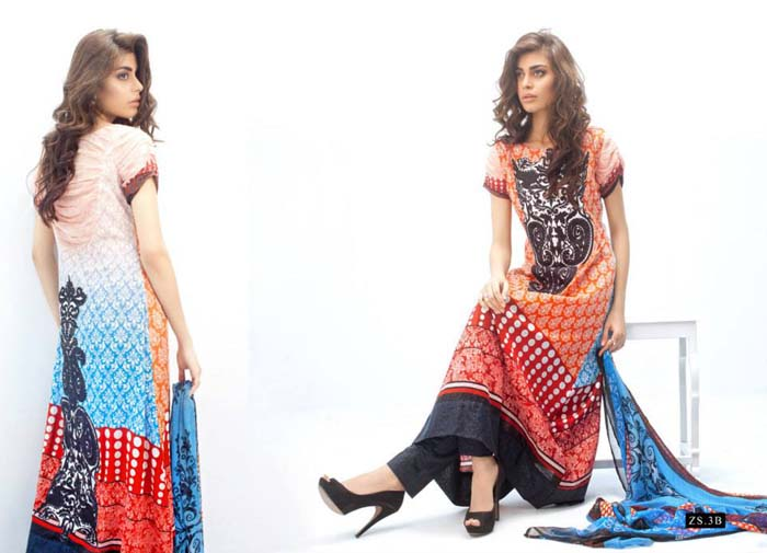 Nivali Eid Collection By ZS Textiles 6