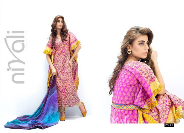 Nivali Eid Collection By ZS Textiles 7