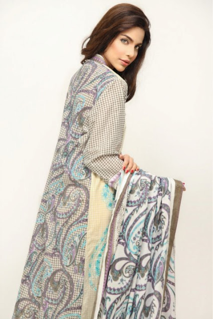 Orient Classical Summer Printed Lawn Collection 2013 – Volume 3 (1)