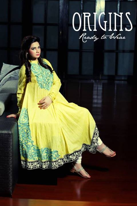 Origins Eid Collection 2013 Volume 2 (7)