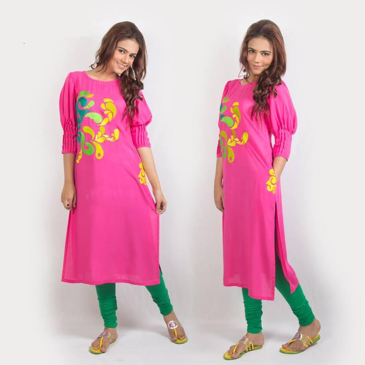 Pinkstich  Eid Dresses Collection 10