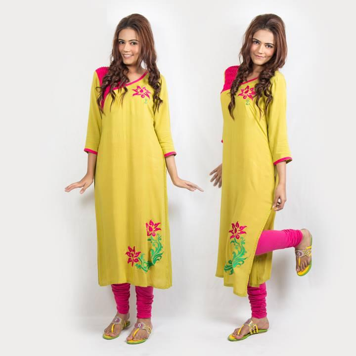 Pinkstich  Eid Dresses Collection 11
