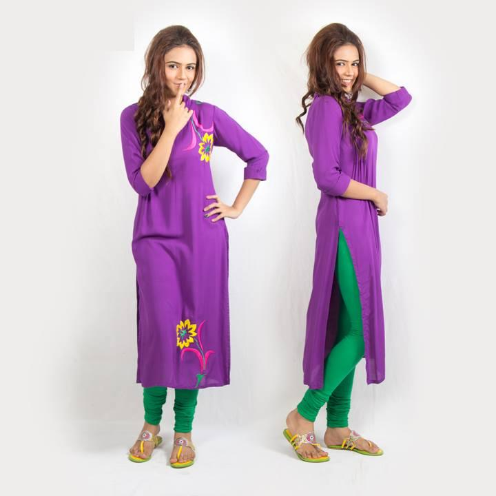 Pinkstich  Eid Dresses Collection 4