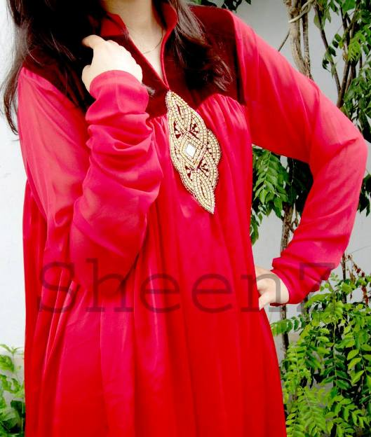 Sheenz Latest Eid Collection  5