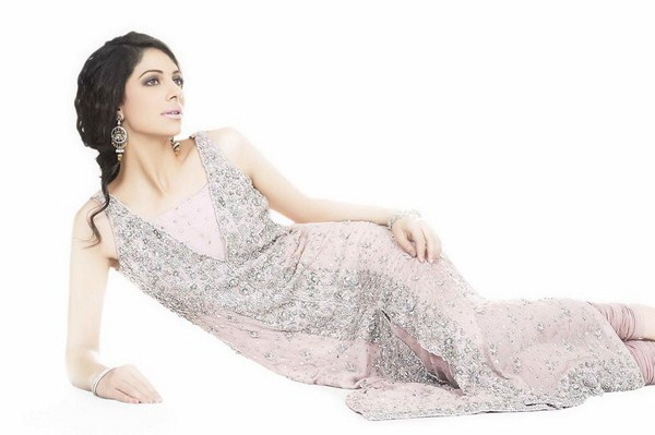 Sobia Nazir  Party Wear Light Pink