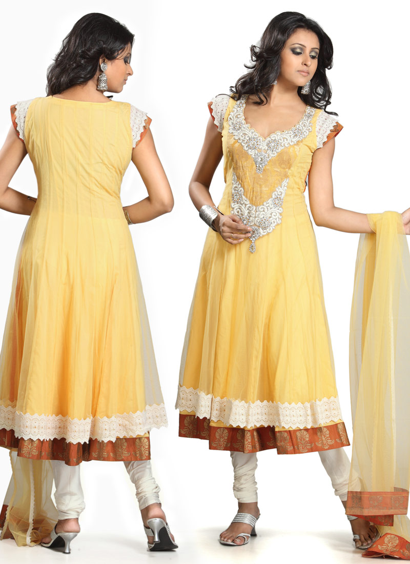 Yellow Frocks designs