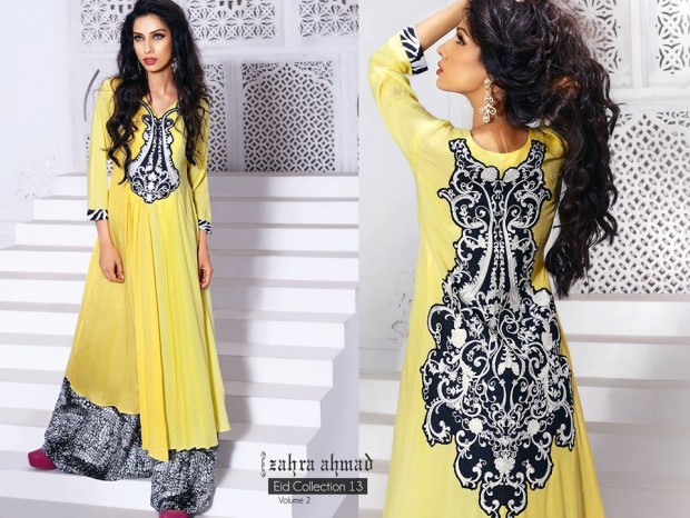 Zahra Ahmad Eid Range 2013 Volume 2 for Women 3
