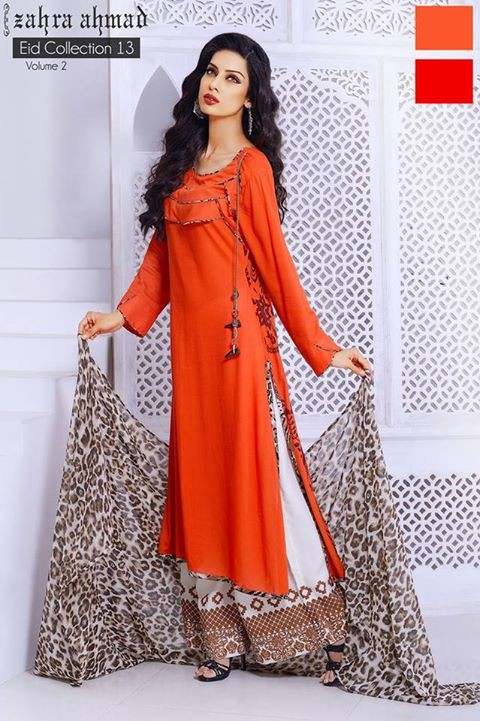Zahra Ahmad Eid Range 2013 Volume 2 for Women 5