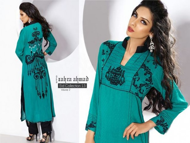 Zahra Ahmad Eid Range 2013 Volume 2 for Women 6