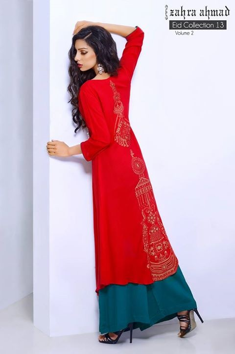 Zahra Ahmad Eid Range 2013 Volume 2 for Women 7