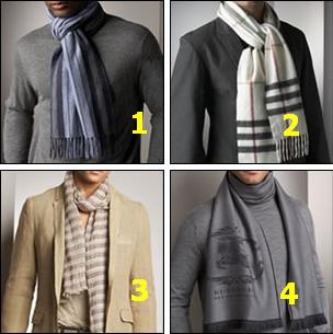 how to tie a winter scarf men 4