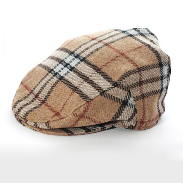 irish wool caps for men
