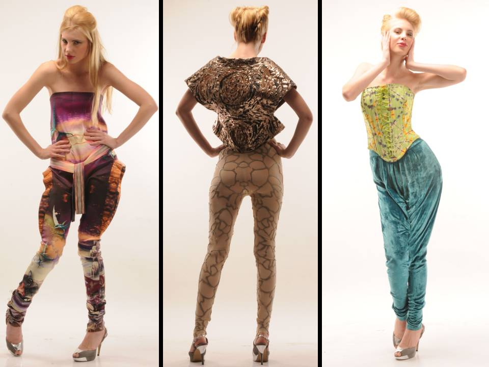top and short wear by Manish Arora lakme fashion week (3)
