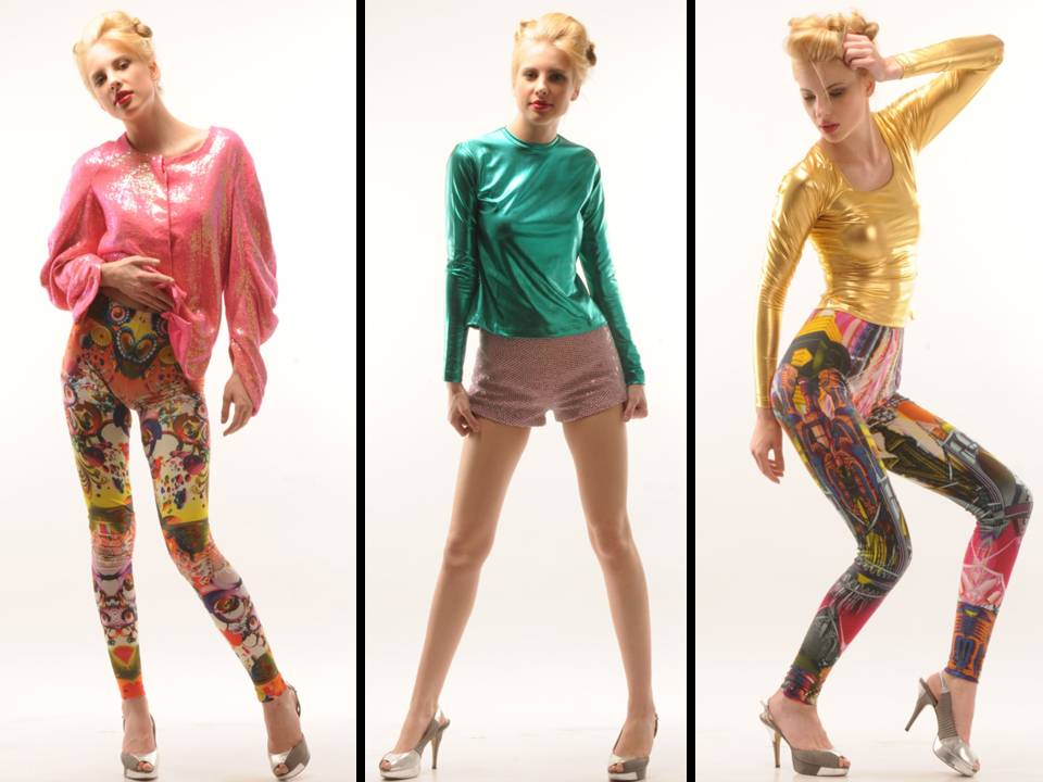 top and short wear by Manish Arora lakme fashion week (5)