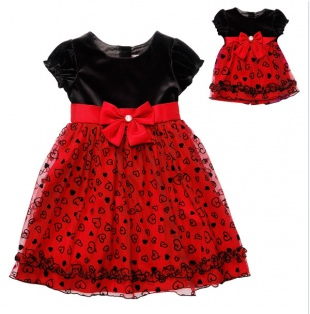 valentine's day dresses toddlers 1